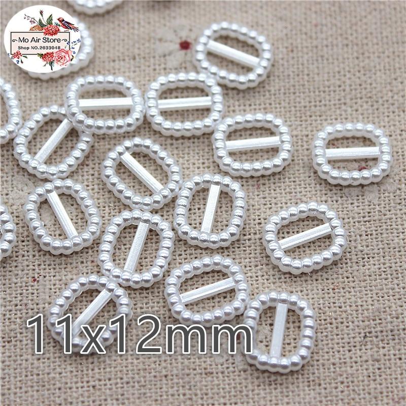 100 шт./лот 11×12 мм овальные бусины накладные клейкие ногти ABS имитация жемчуг ремесла Кнопка ювелирные