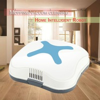 TOP Quality Small Size Household Use USB Rechargeable Smart Cleaning Machine Robot Low Noise Auto Vacuum
