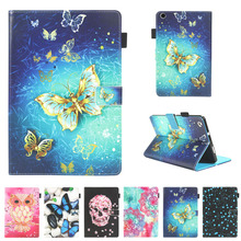 Tablet Funda For Huawei MediaPad M3 Lite 8 inch Fashion Mandala Floral Print Leather Flip Wallet Case Cover Coque Shell Stand top quality cover case for chuwi hi10 plus 10 8 inch tablet pc luxury floral print leather case for chuwi hi10 plus stylus
