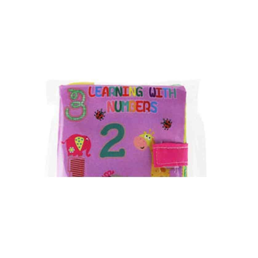 Новинка 2019, детская мягкая ткань, развивающая интеллект, обучающая картина, Обучающая книга, подарок на день рождения, игрушки для детей, горячая Распродажа