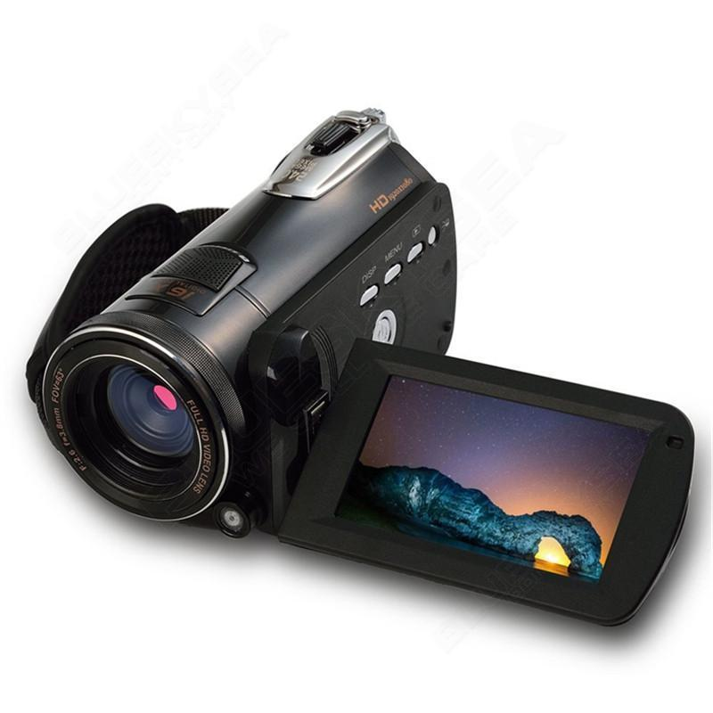 ORDRO HDV-D395 18 Portátil Filmadoras Night Vision Full HD 1080 P X 3.0