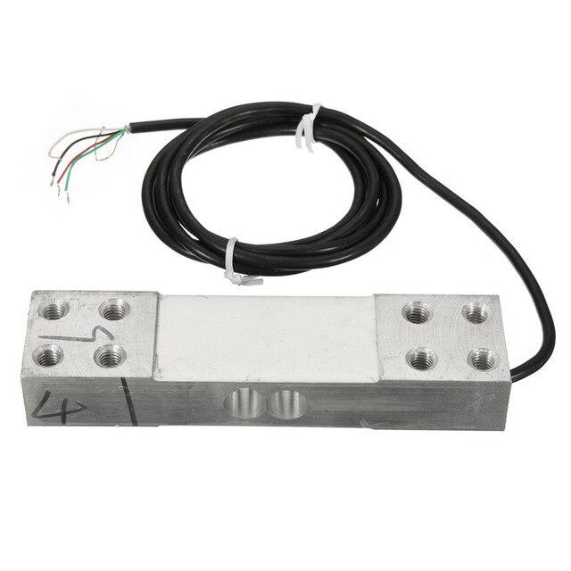 1PC New Arrival trwałe w użyciu 1PC X 200kg elektroniczna waga platformowa obciążenie komórek ciśnienie zrównoważony konsolowy czujnik ładowności