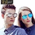 2017 Moda gafas de Sol polarizadas grandes gafas de sol de colores reflectantes gafas de sol gafas de sol Femeninas de conducción espejo de la miopía