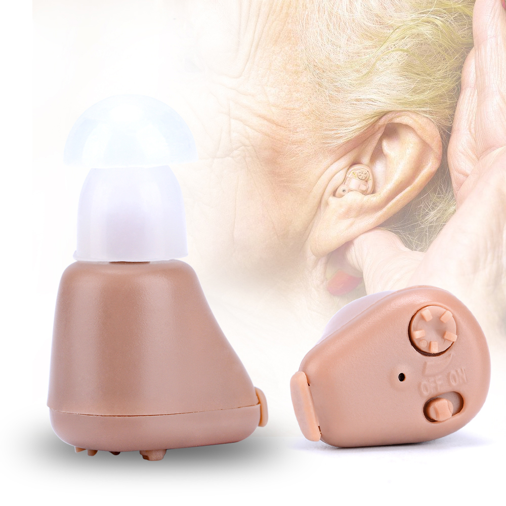 Hot sale Health care Hearing Aid Portable Small Mini In The Ear Invisible Sound Amplifier Adjustable Tone digital Hearing Aids