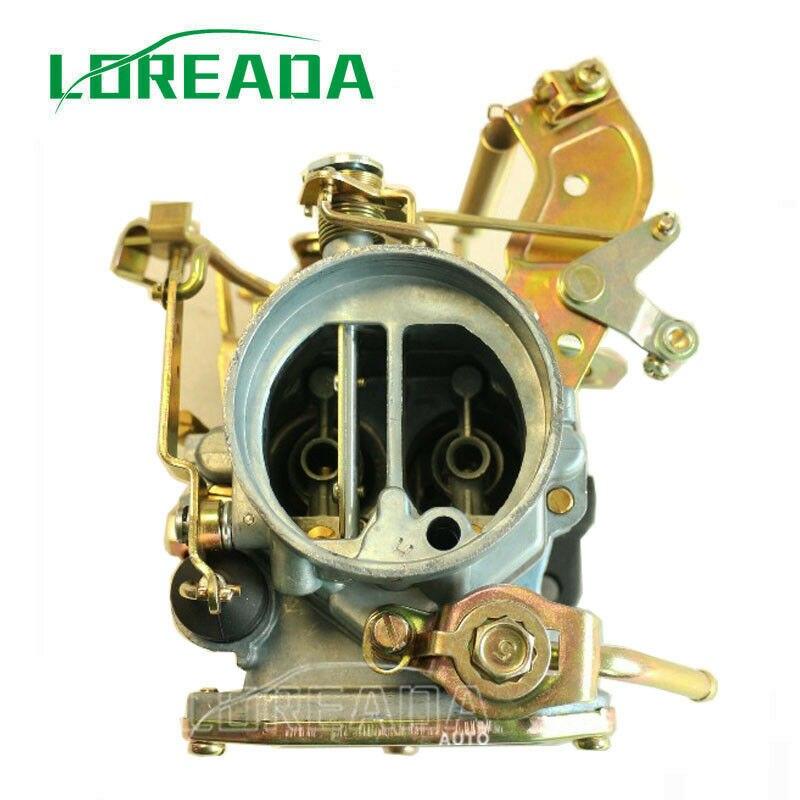 LOREADA New Carburetor 16010 B5200 for Nissan J15 Cabstar Datsun pick up Homer Hommy 16010 B0302 in Carburetors from Automobiles Motorcycles