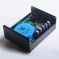Breeze Audio TL072 15W Linear Power Supply Regulated power supply Refer to STUDER900 support 5V/ or 9V/ or12V/ or 24V Output
