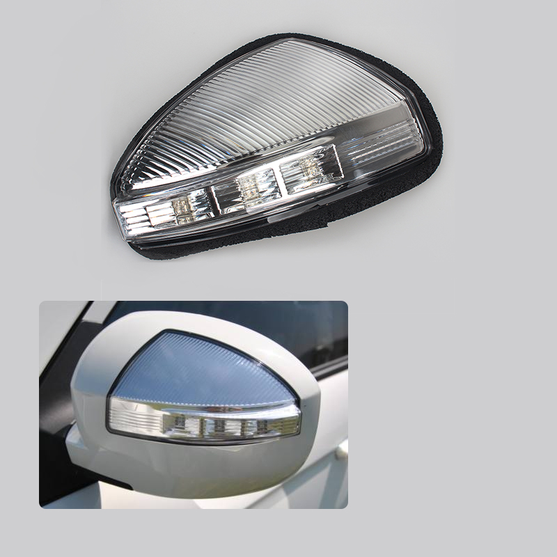 Rearview Mirror light lamp for LIFAN X60 Turn Signal Light lamp Side Indicator warning Lamp left right ветровики skyline lifan x60 11
