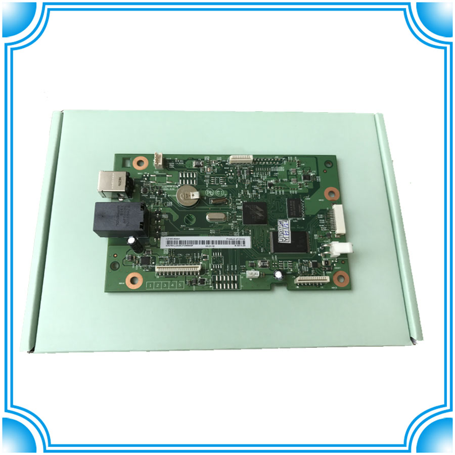Original new CZ181-60001 CZ183-60001 Formatter Board for HP M127FN M128FN M127 M128 127FN 127 MainBoard mother board formatter pca assy formatter board logic main board mainboard mother board for hp m775 m775dn m775f m775z m775z ce396 60001