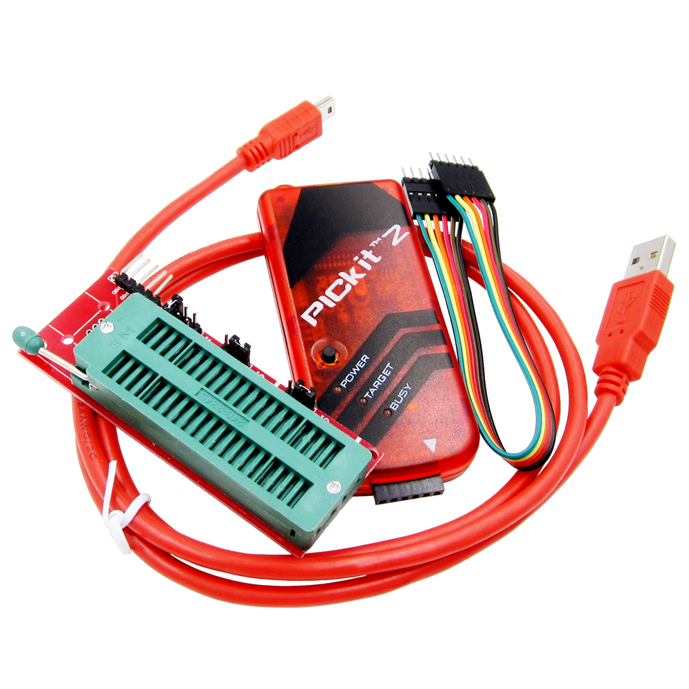 Pickit2 Programmer Pic Icd2 Pickit 2 3 Programming Adapter Rf Remote Control With Channels By Pic12f509 Universal Seat