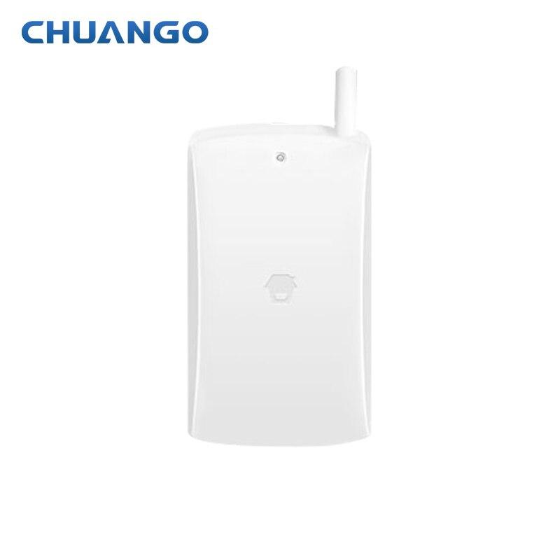 Chuango Wireless Home Vibration Detector Shock Sensor Alarm 315mhz  For Chuango Security Alarm System