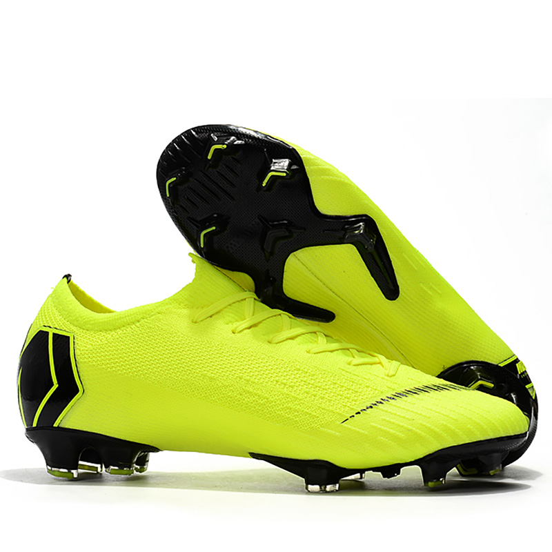 200a94ff9b93 FANCIHAWAY Soccer Shoes Men Kids FG Multicolor Superfly Athletic Outdoor  Football Boots Original Training Cleats Wholesale-in Soccer Shoes from  Sports ...