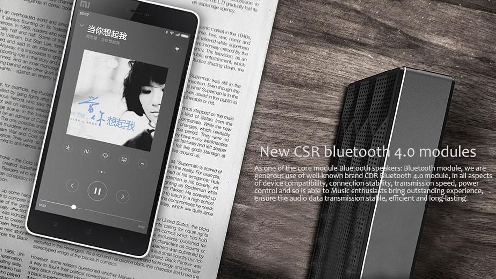 Original Xiaomi Mi Bluetooth Speaker Square Box Stereo Wireless Mini Portable Bluetooth Speakers Music MP3 Player Bluetooth 4.0 (15)