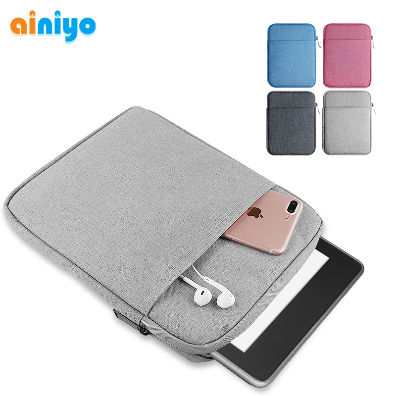 Shockproof Zippered Sleeve Bag Case For <font><b>Teclast</b></font> M20 T20 4G/A10S/<font><b>A10H</b></font> T10 P10 10.1