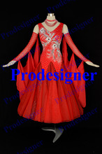 ballroom dance font b dress b font waltz dancewear tango dancing font b dress b font
