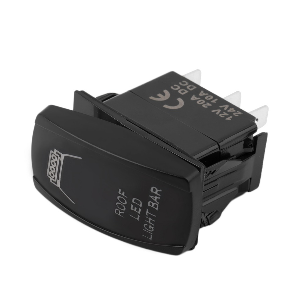 Buy Narva Rocker Switches And Get Free Shipping On 12v Lighted Switch Spst All Electronics Corp