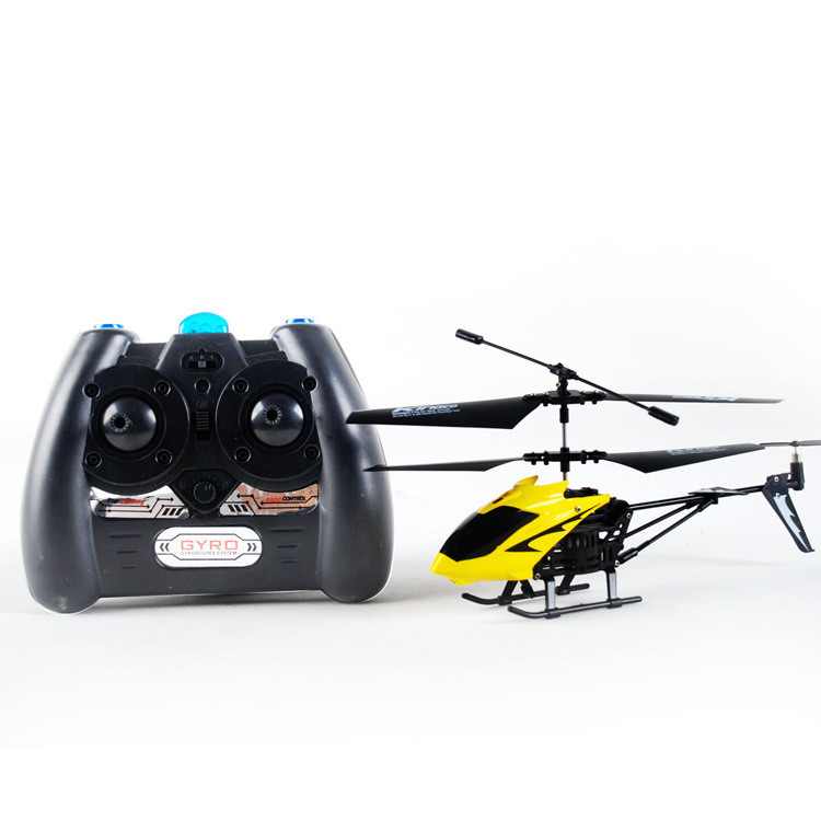 On Stock Hot Shatter Resistant Radio Remote Control Aircraft 2 5CH I R Quadcopter RC Helicopter