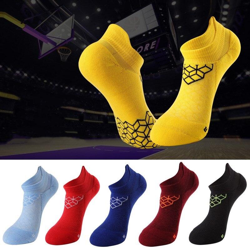New Unisex Women Men Riding Cycling Calf Socks Sports Socks Casual Breathable