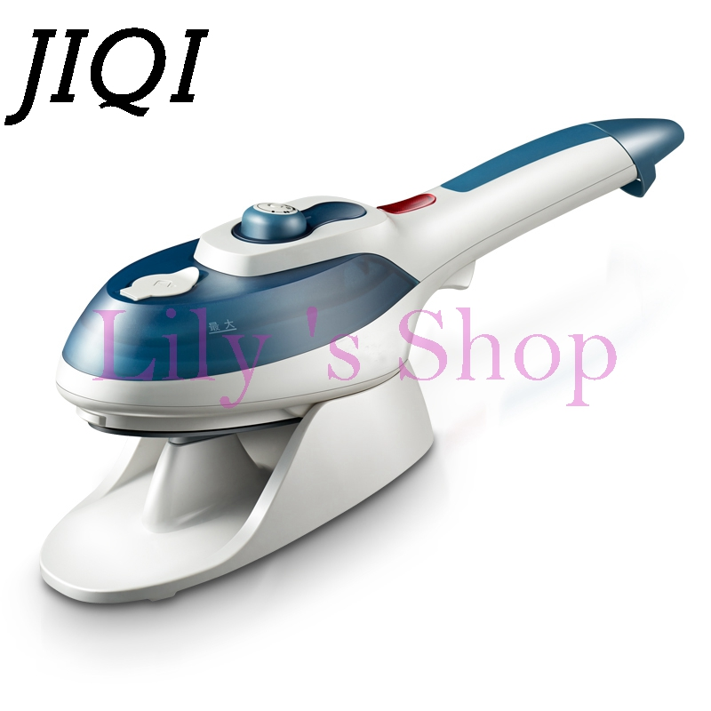 Portable handheld Garment Steamer electric mini Electric Steam clothes Iron ironing steaming brush Ceramic Soleplate EU US plug