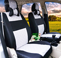 2 front seat Universal Car Seat Cover for volkswagen vw passat b5 b6 polo golf tiguan 5 6 7 jetta touran touareg accessories