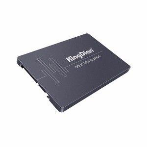 KingDian Cheapest Series S200 S400 2.5 SATA3 6.0GB/S 64 GB SSD 60GB SSD 128GB Solid State Drive 120GB(China)