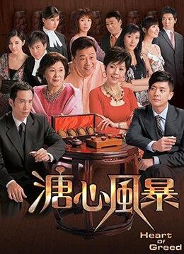 《溏心风暴》2007年香港剧情,爱情电视剧在线观看