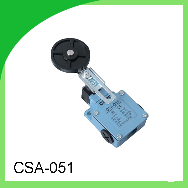 Limit switch Micro switch CSA-051 Waterproof Motion Sensor Position LIMIT Switch from china trip limit switch cwlnj s2 oil resistance waterproof tz 5169