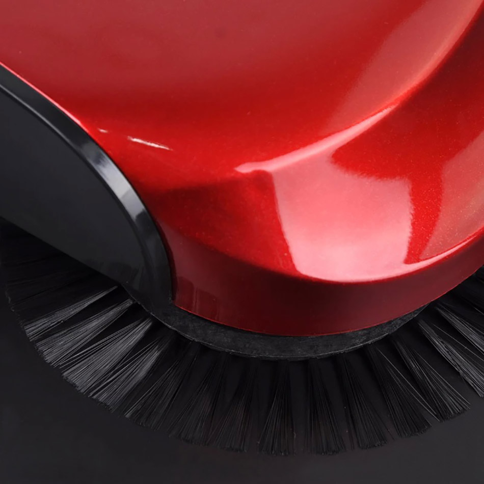 Stainless Sweepers Sweeping Machine Push Type Steel Hand Push Hand Push Magic Broom Sweepers Dustpan Household Cleaning Tools 3