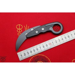 Caswell Hunting folding knives Karambit CS GO claw knife camping outdoor survival pocket tactical tools mini EDC gift OEM