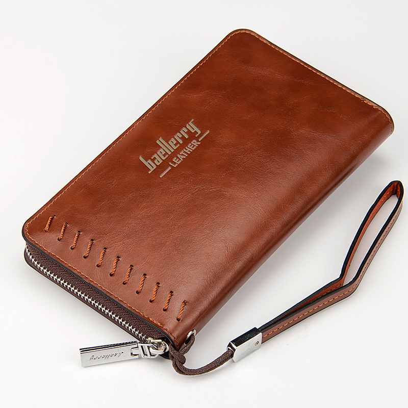 HOT-SELLING New high quality antique men's long money wallet,Baellerry wholesale purse,clutches for man  W007 us and european hot selling new high quality vintage men s long money wallet baellerry wholesale purse clutches for man w008
