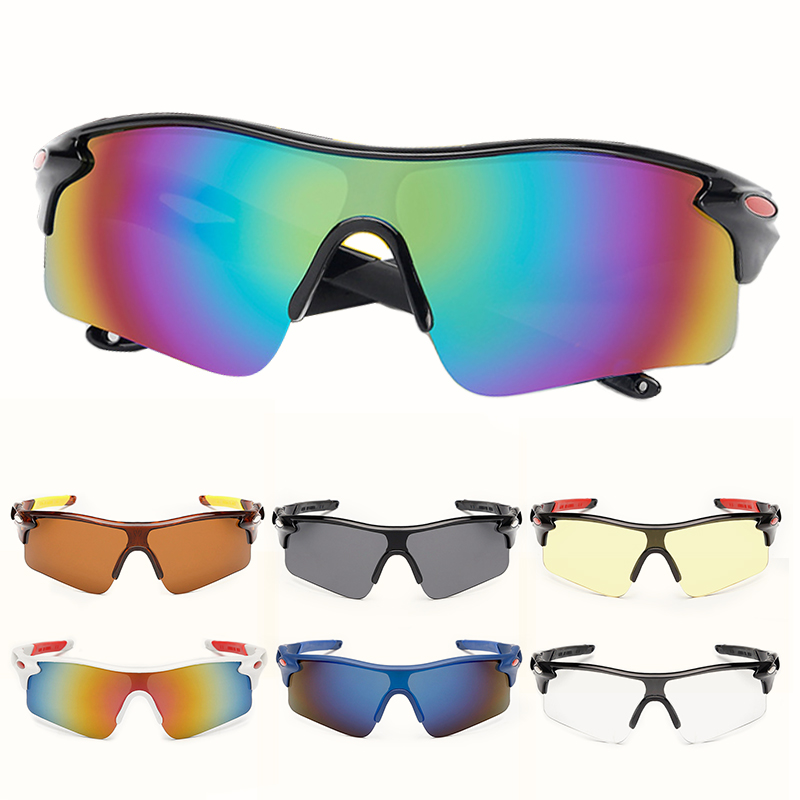 2018 New Sport Mountain Bike MTB Bicycle Glasses NEW Men Women Cycling Glasses Motorcycle Sunglasses Eyewear Oculos Ciclismo