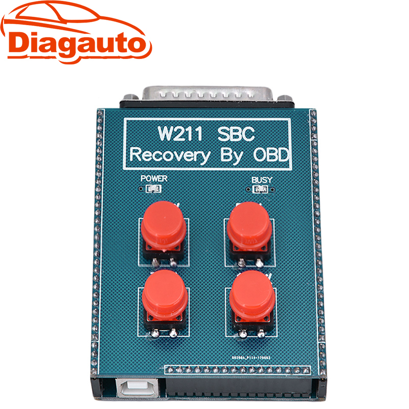 Free Shipping W211//R230 OBD Reset Tool With ABS SBC System Repair Code C249F