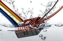 Hobbywing QuicRun WP Crawler Brush Brushed 1080 80A ESC Electronic Speed Controller Waterproof ESC With Program Box LED BEC XT60