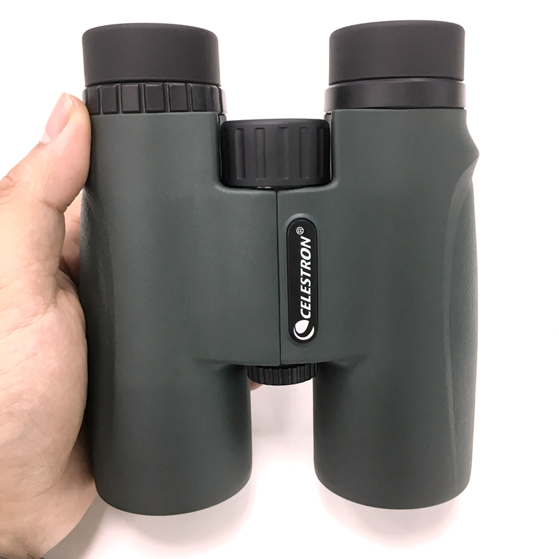 Celestron 10x42 Fernglas Qualität Teleskop Jagd Kompakte High Power Fernglas Nachtsicht Binoculo Bereich Gläser Spyglass