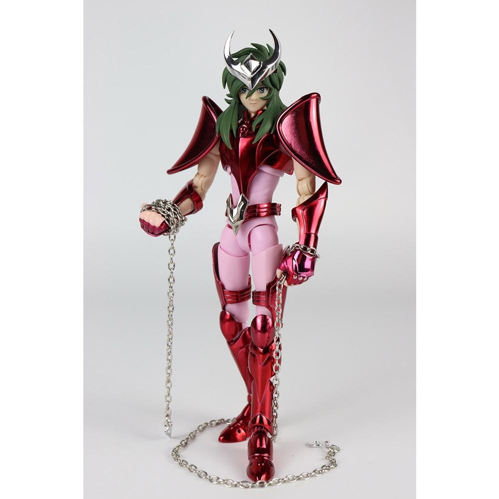 Saint Seiya Myth Cloth EX shun de Andrómeda V3 Andromeda Great Toys Metal