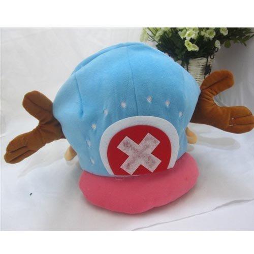 japan anime one piece Tony Tony Chopper plush cotton cap hat b1319