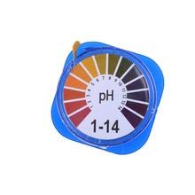 Test de Litmus d'eau de papier d'essai d'acide alcalin de pH de 1 rouleau pour l'usine d'aquarium de jardinage