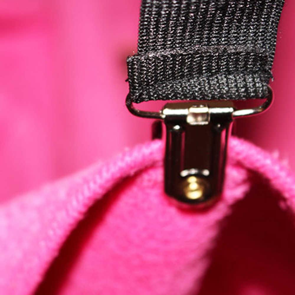 1 шт. Кровать Зажим для листов застежка матрас ленты для штор Эластичный Нескользящий зажим одеяло захват одеяло покрытие аккуратные полоски держатель