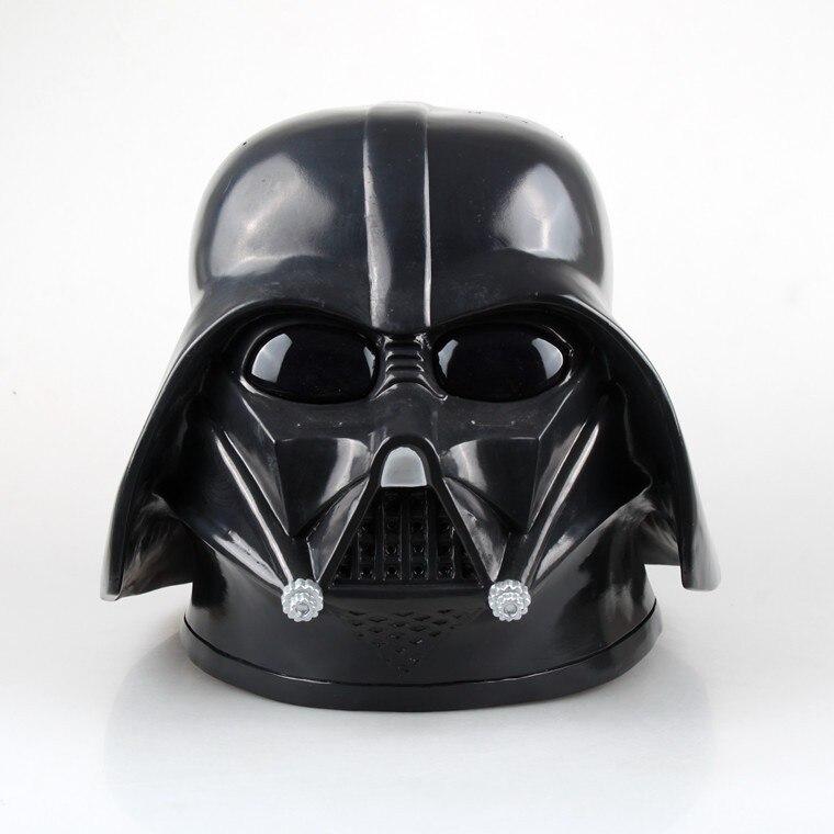 Star Wars Force réveille dark vador Cosplay casque PVC unisexe masque pleine tête fête d'halloween