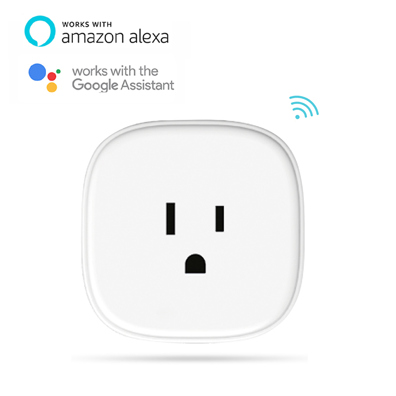 Wifi Smart Plug Home Automation Phone App Timing Switch