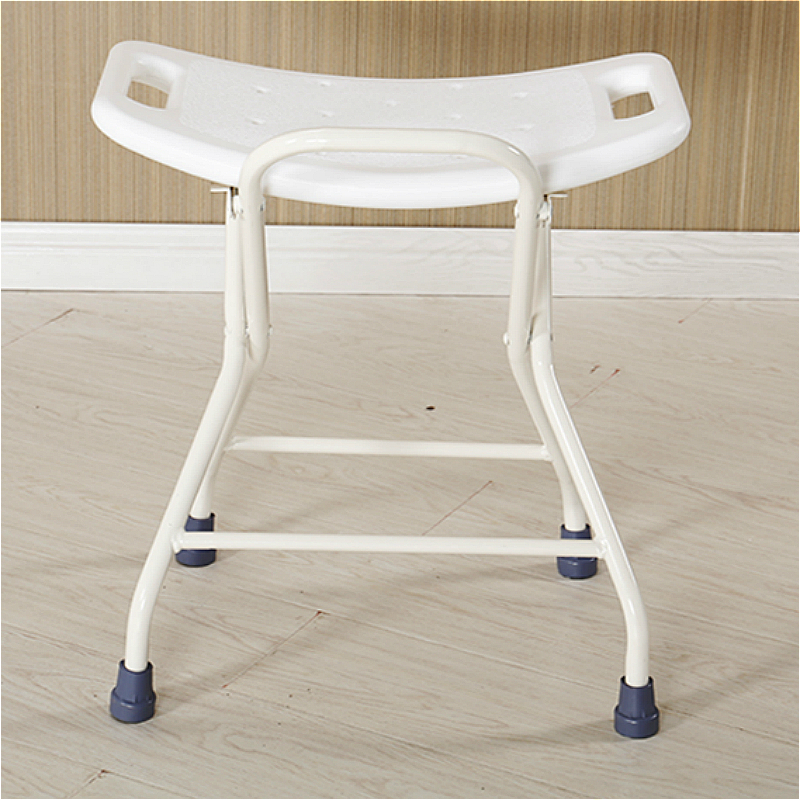 Foldable Bathroom Anti-slip Stool Change Shoe Bench Household Pregnant Woman and Older Bathing Stool Rest Stable Simple SeatFoldable Bathroom Anti-slip Stool Change Shoe Bench Household Pregnant Woman and Older Bathing Stool Rest Stable Simple Seat