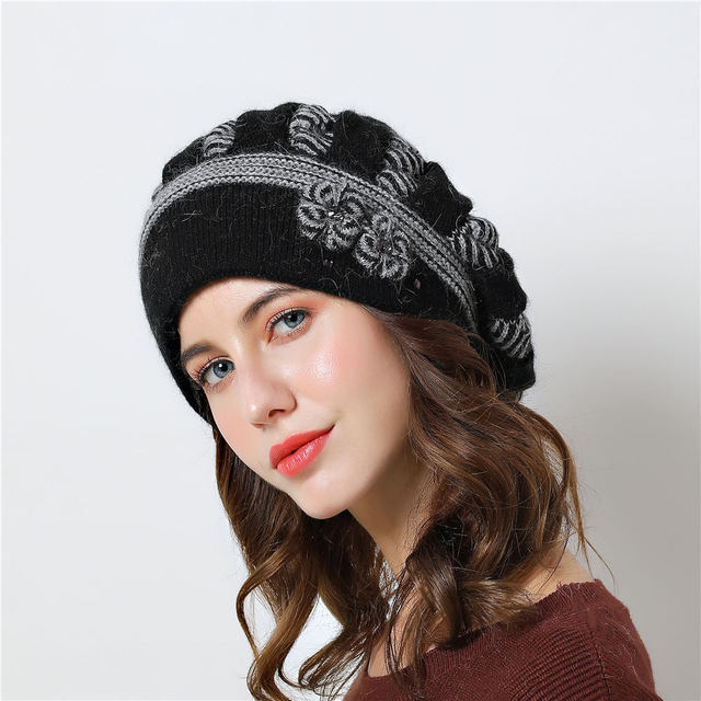 Double Layer Winter Hats...