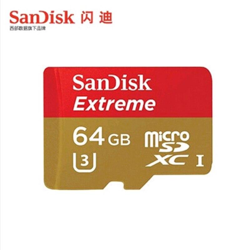 sandisk micro sd 32gb 64gb 128gb 200gb uhs i card. Black Bedroom Furniture Sets. Home Design Ideas