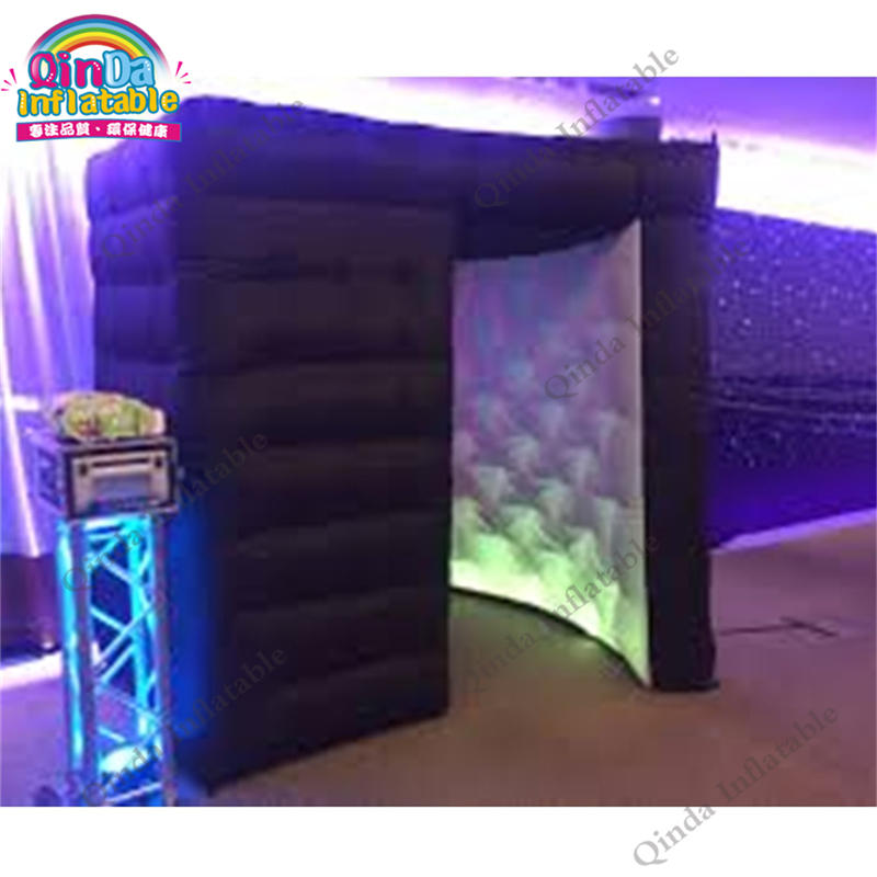 Cuatomized Color Inflatable Cube Tent Photo Booth,Roof Top Camping Tent For Trade Show Or Camping yp100120 100x120cm 100x240cm 100x360cm prefab homes roof top tent polycarbonate sheet plastic shed overehead doorawning