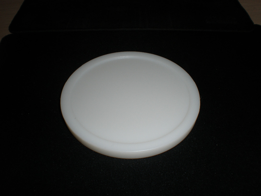 Free Shipping 10pcs/lot White Air Hockey Table Pusher Puck 82mm 3.25