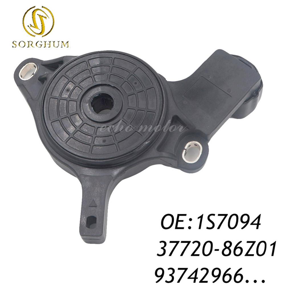 US $10 07 13% OFF|New Transmission Range Sensor Neutral Safety Switch 37720  86Z01, 1S7094 For Suzuki Forenza Reno Verona-in Switch Control Signal