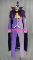Re: Life In A Different World From Zero Roswaal L Mathers Cosplay Costume Tailor Made Halloween Costume