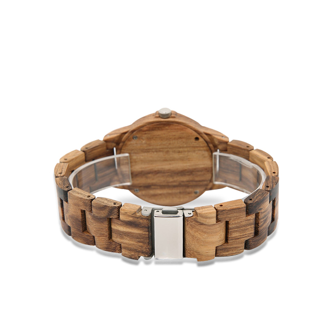 Wood Watch Women's Bracelet femme 2019 women watches Houten horloge Watch Styles art Luxury Famous Brand wood watch              3