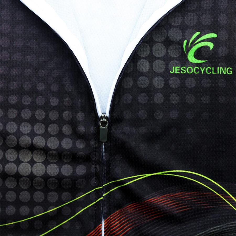 JESOCYCLING Muškarci Biciklistička majica MTB Biciklistička majica - Biciklizam - Foto 4