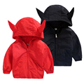 Retail New girls jacket animal rabbit design spring autumn baby girl coat children jackets kids coat for girls clothing