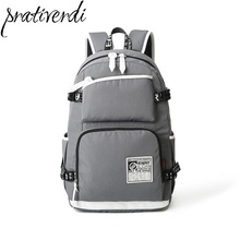 Новый стиль ранец Мужчины Рюкзак Мешок Ткань Оксфорд рюкзак многоцелевой дорожные сумки с различные цвета